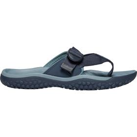 Keen Solr Toe Post Sandals Men navy/stormy weather